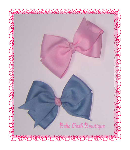 Basic Boutique Bow-basic bow, boutique bow
