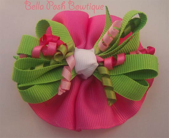 Bella Circle Bow-korker, bows, yo yo