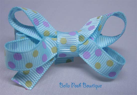Party Dots Bitty Bow-bow