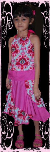 Spanish Twirl Set-ready made, set, spanish twirl, top