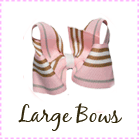 LARGE POSH BOWS