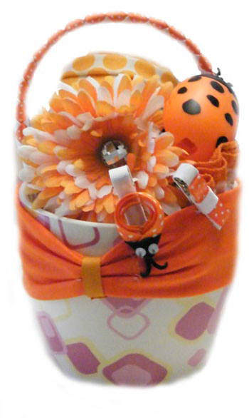 Orange Gift Set-