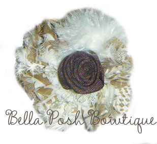 Beige Damask Winters' Nest Flower-