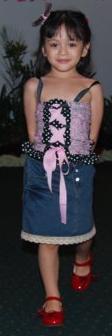 Pink Paris Corset Top-corset top