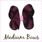 MEDIUM POSH BOWS