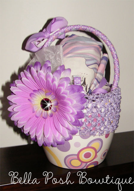 Purple Gift Set-