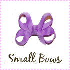 SMALL POSH BOWS