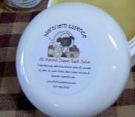 All Natural Diaper Rash Salve 2 Oz tub-Diaper rash, diaper rash solution, diaper rash solved, Northern Essence