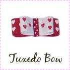 TUXEDO BOWS