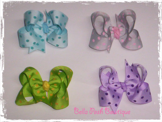 Butterfly Bow - Buy 4 get 1 FREE-