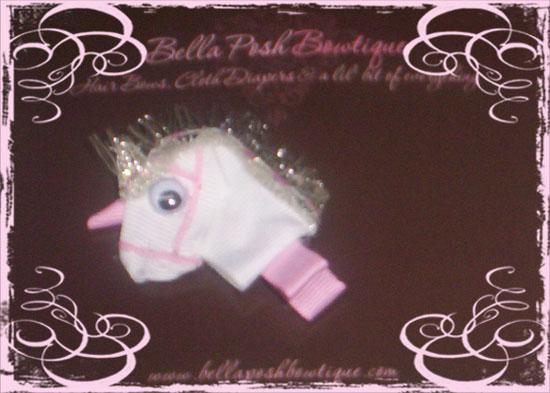 Unicorn Clippie-unicorn
